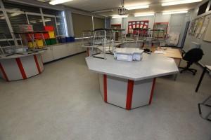 Academy Science Suite Classroom